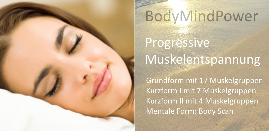 bodymindpower progressive muskelentspannung. Black Bedroom Furniture Sets. Home Design Ideas
